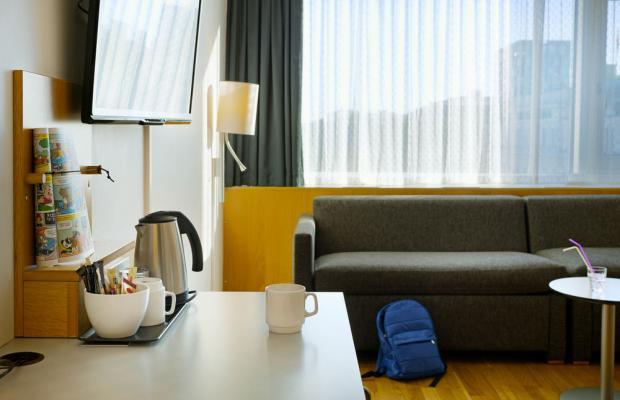 фотографии отеля Scandic Europa изображение №23