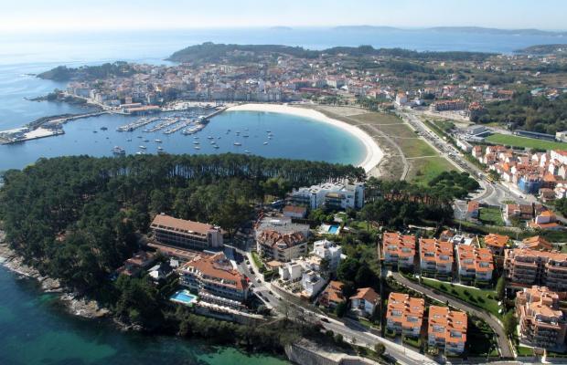 фотографии отеля Gran Talaso Hotel Sanxenxo изображение №27
