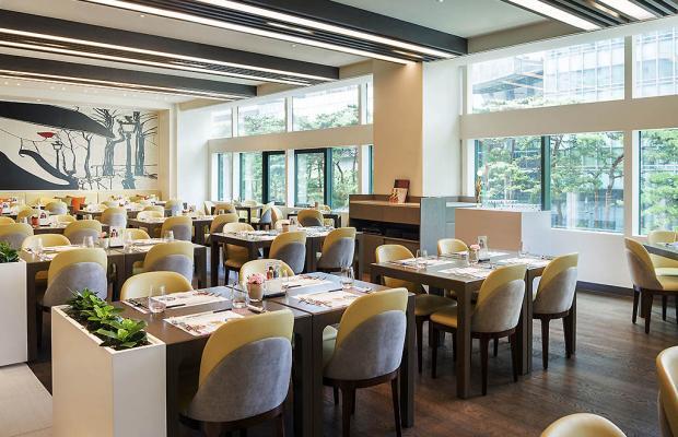 фотографии отеля Ibis Styles Ambassador Seoul Gangnam Hotel изображение №19