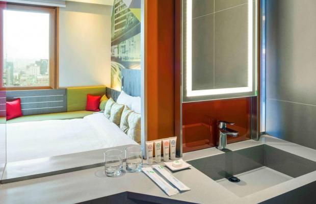 фотографии Ibis Styles Ambassador Seoul Gangnam Hotel изображение №4