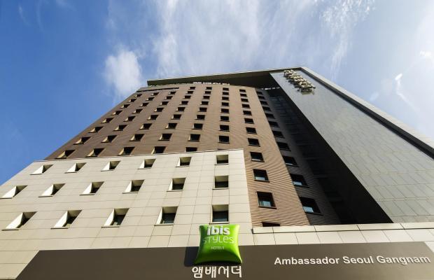 фото отеля Ibis Styles Ambassador Seoul Gangnam Hotel изображение №1