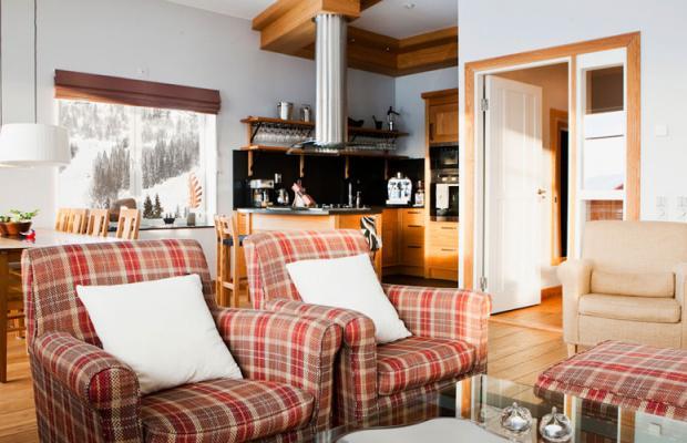 фотографии отеля Tottbacken Peak Perfomance Mountain House изображение №35
