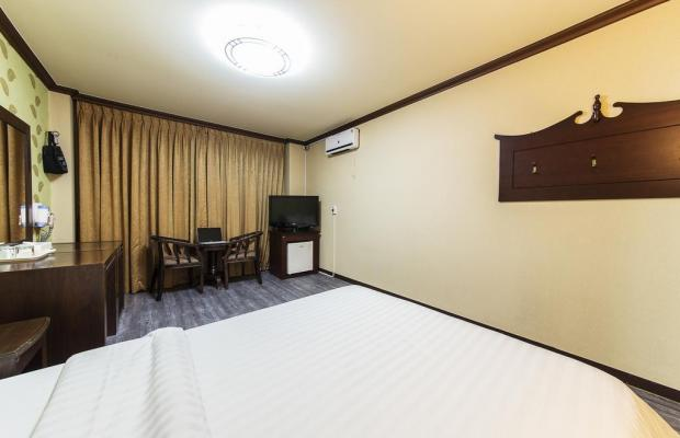 фотографии отеля Jamsil Tourist Hotel изображение №19