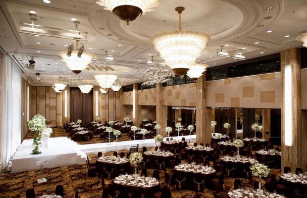 фото отеля Millennium Seoul Hilton изображение №25