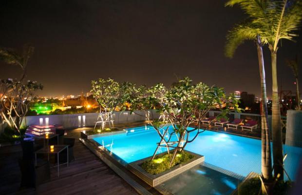 фотографии отеля Frangipani Royal Palace Hotel изображение №11