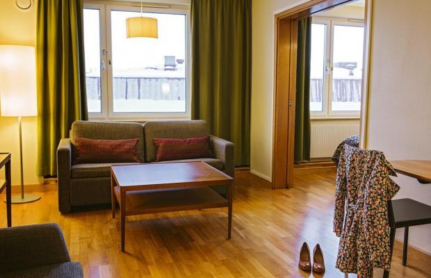 фотографии отеля Scandic Ferrum изображение №7