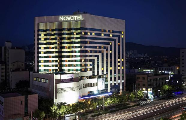 фотографии отеля Novotel Ambassador Seoul Doksan Hotel изображение №19