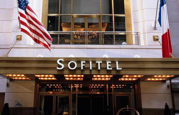 фото отеля Sofitel New York изображение №1