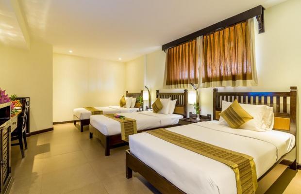 фотографии Angkor Home Hotel изображение №12