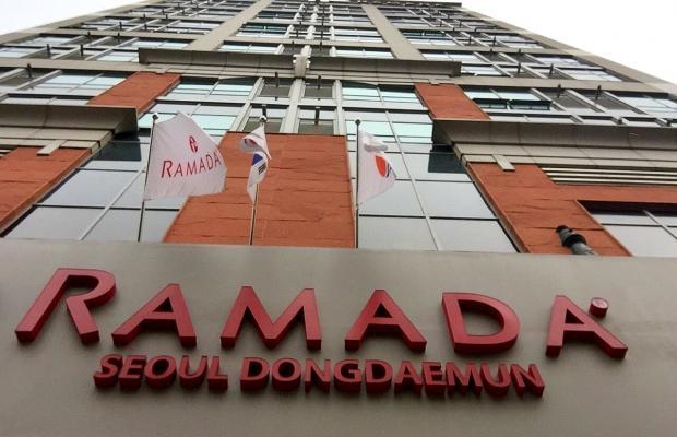 фото отеля Ramada Seoul Dongdaemun изображение №1