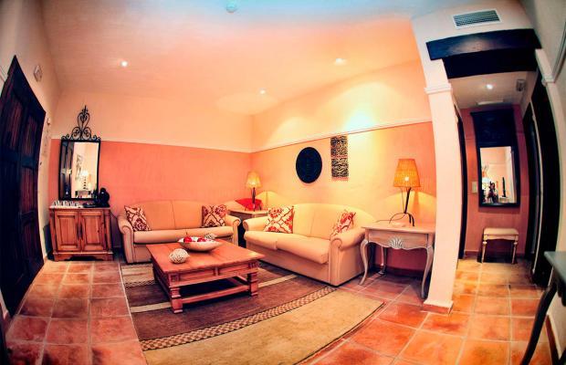 фотографии отеля Hacienda Real Los Olivos изображение №23