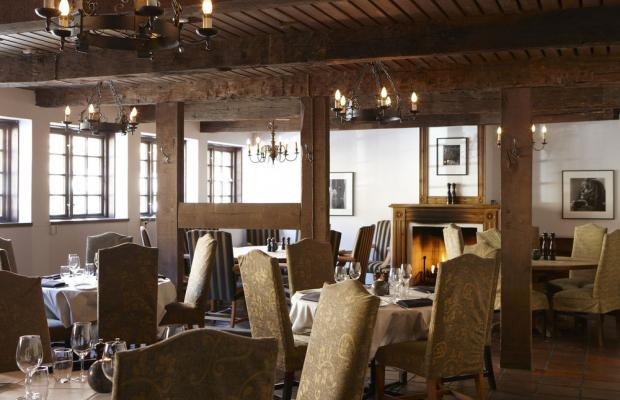 фото отеля Radisson Blu Hotel Malmo (ех. Radisson SAS Malmo) изображение №9