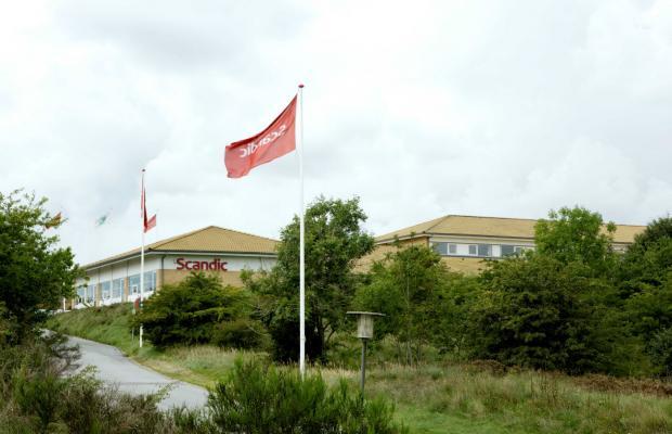 фотографии отеля Scandic Aalborg Ost изображение №23