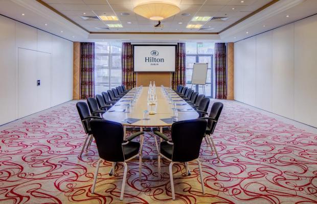 фотографии Hilton Dublin изображение №16