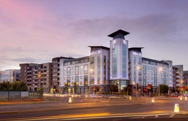 фото отеля Hilton Dublin Airport изображение №13
