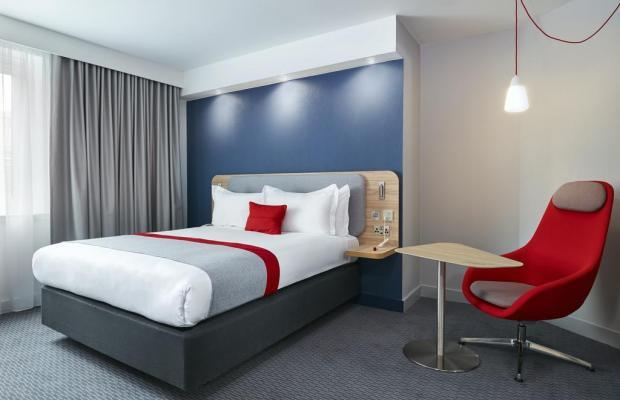 фотографии отеля Holiday Inn Express Dublin City Centre изображение №3
