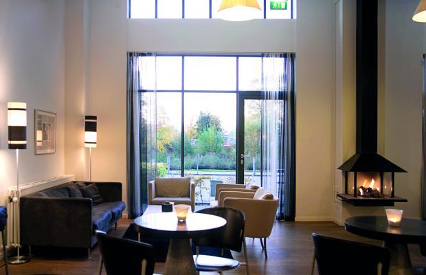 фотографии отеля Radisson Blu Hotel Papirfabrikken изображение №3