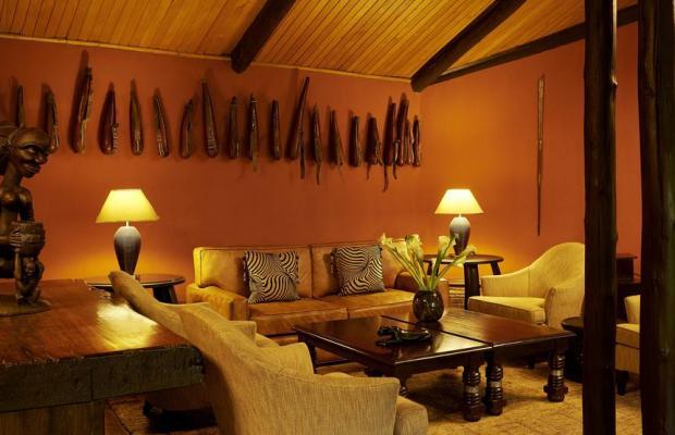фотографии отеля Fairmont Mara Safari Club изображение №11