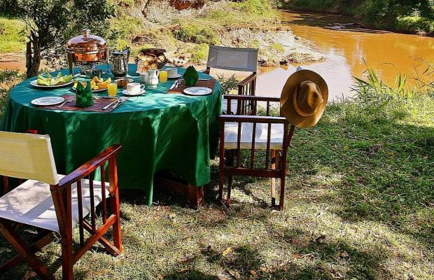 фотографии отеля Governors' Private Camp изображение №7