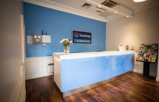 фото отеля Travelodge Stephens Green (ex. Mercer) изображение №17