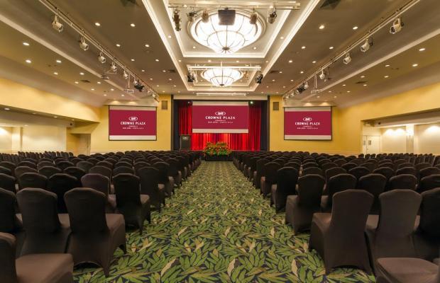 фото отеля Crowne Plaza  Corobici Conf. Center изображение №5