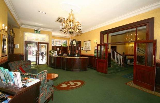 фото Central Hotel Dublin изображение №22