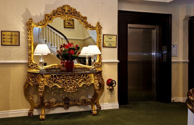 фото отеля Central Hotel Dublin изображение №13