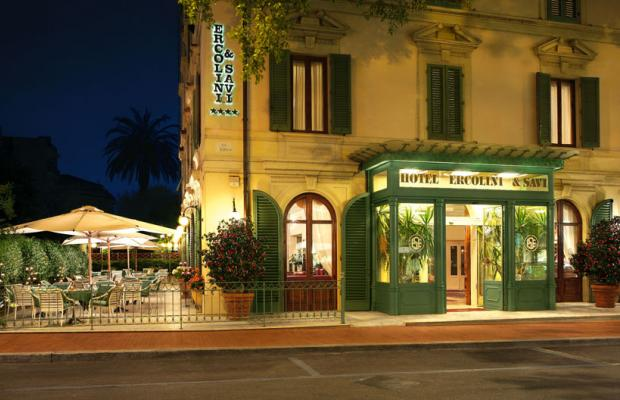 фотографии отеля Ercolini & Savi изображение №3