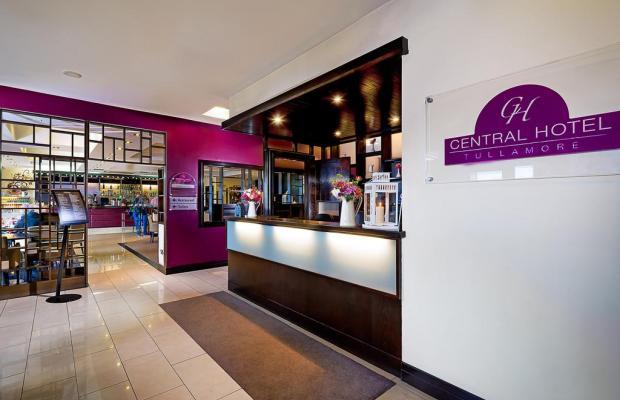 фото отеля Central Hotel Tullamore изображение №13