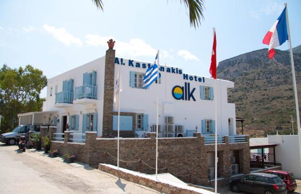 фото отеля Al. Kastinakis изображение №1