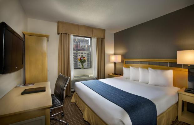 фото Hudson River Hotel (ex. Quality Inn Midtown West Convention Center; Comfort Inn Midtown West Convention Center) изображение №18