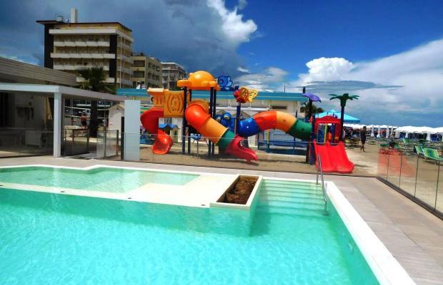 фото отеля Hotel Villa Linda изображение №13