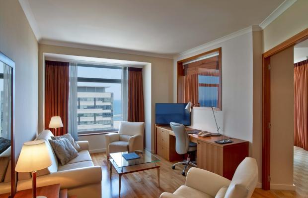 фото отеля Hilton Diagonal Mar Barcelona изображение №53