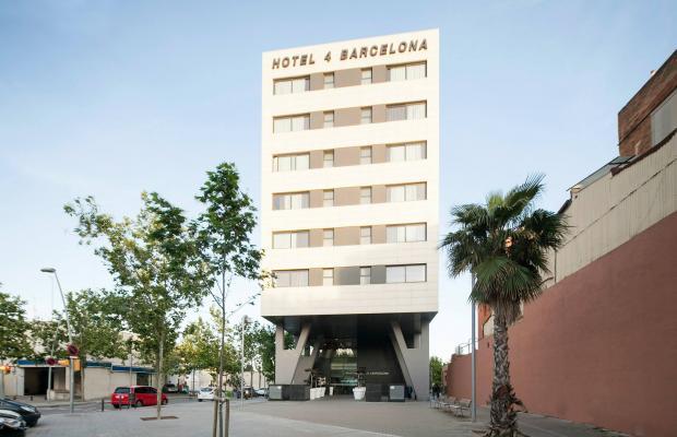 фото отеля Hotel 4 Barcelona изображение №1