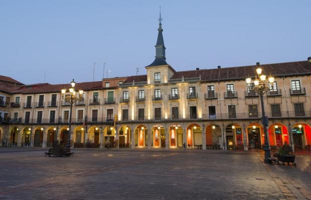 фотографии отеля NH Collection Leon Plaza Mayor изображение №35