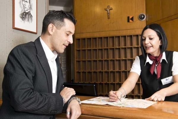 фото отеля KOLPING HOTEL CASA DOMITILLA изображение №1