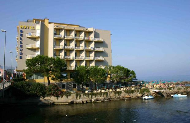 фото отеля Bellevue et Mediterranne изображение №1