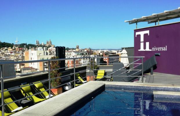 фотографии отеля Hotel Barcelona Universal изображение №23