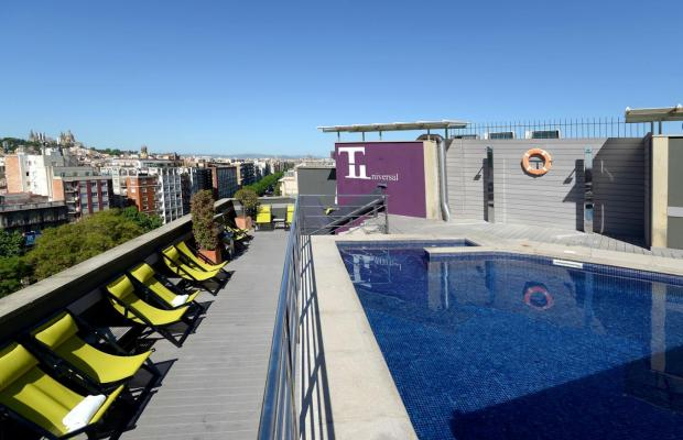 фото отеля Hotel Barcelona Universal изображение №21