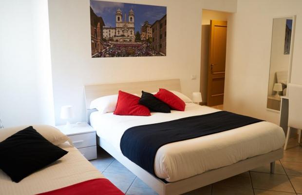 фотографии отеля ROMAN DREAMS изображение №7