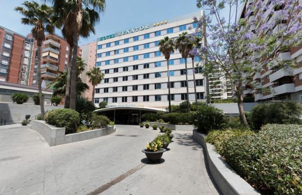 фото отеля Senator Barcelona Spa Hotel изображение №1