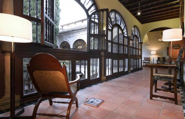фотографии отеля Parador de Granada изображение №35