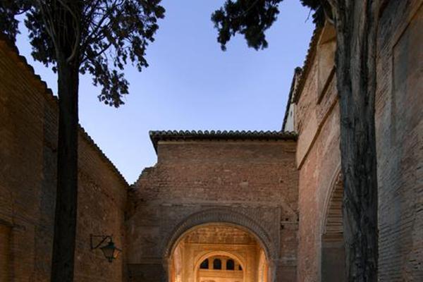 фото Parador de Granada изображение №34
