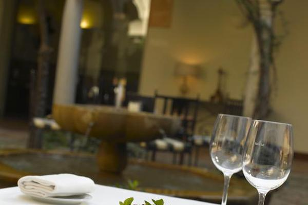 фотографии отеля Parador de Granada изображение №27