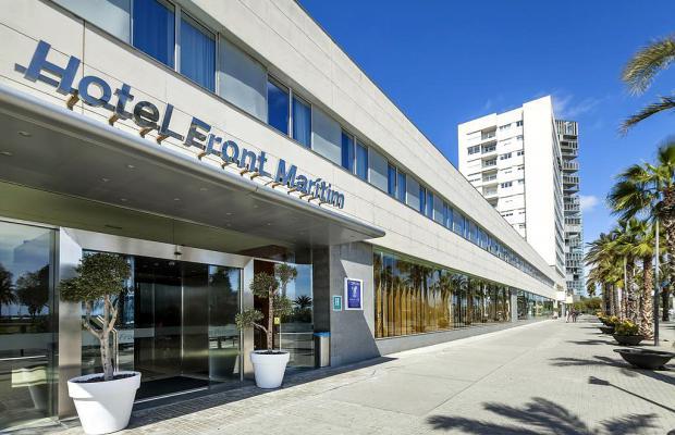 фото отеля Hotel Front Maritim Barcelona изображение №1