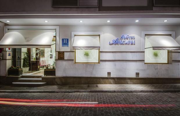 фотографии отеля Anacapri изображение №15