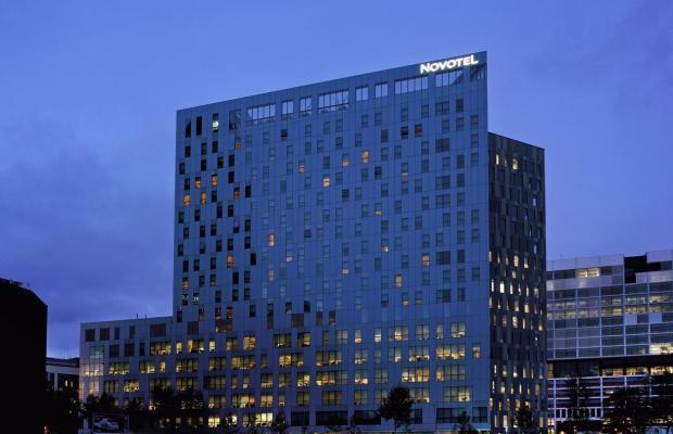 фото отеля Novotel Barcelona City изображение №25