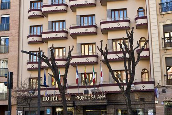 фото Hotel M.A. Princesa Ana изображение №14