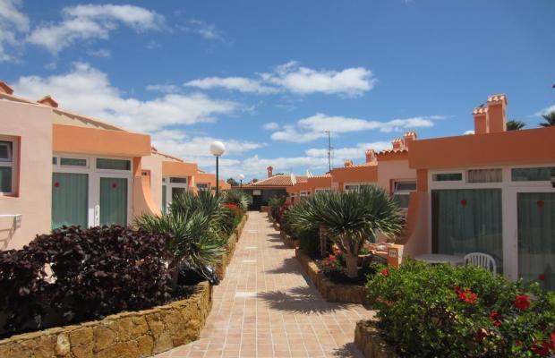 фотографии отеля Bungalows Castillo Playa изображение №15