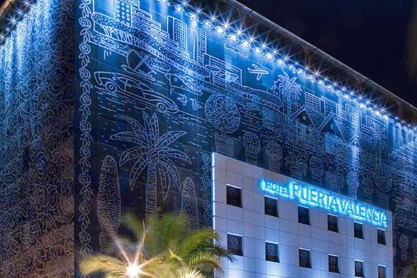 фото отеля Silken Puerta de Valencia изображение №1